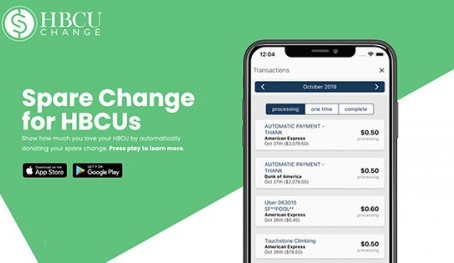 HBCU Change Launches App To Fund Historically Black Colleges