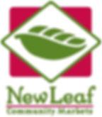 New Leaf Community Market Logo