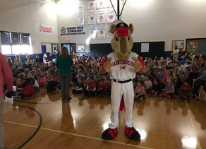 St. Joseph Mustangs Reading Program Returns for 2019-2020 School Year