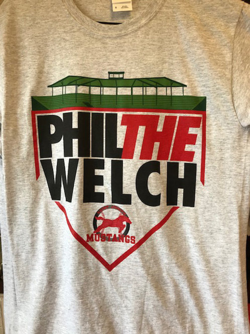 Phil The Welch T-Shirt
