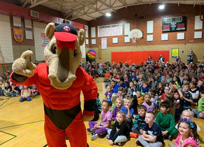 St. Joseph Mustangs Extend Reading Program Deadline, Encourage Reading During Extended Break