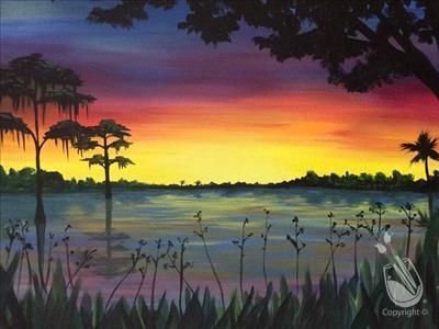 Everglades Sunset Dream