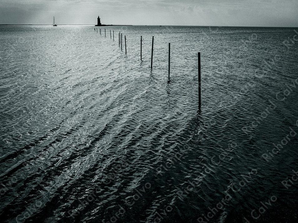 Richard Calvo Cape Henlopen Coastal Delaware Photography Inspired by Ansel Adams