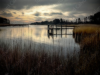 Richard Calvo Coastal Delaware Photography Inspired by Ansel Adams