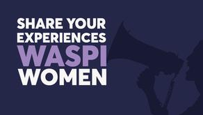 SNEAK PEAK: Let's get justice for the WASPI women