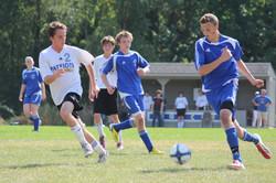 Cougars JV Soccer