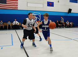 Cougars Boys 8th Grade Basketball