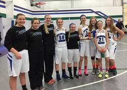 Cougars Girls Varsity Basketball