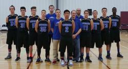 Cougar Boys Varsity Basketball