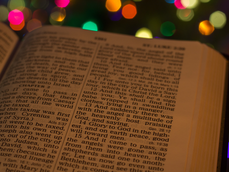 A thought to ponder-The Changing of Christmas