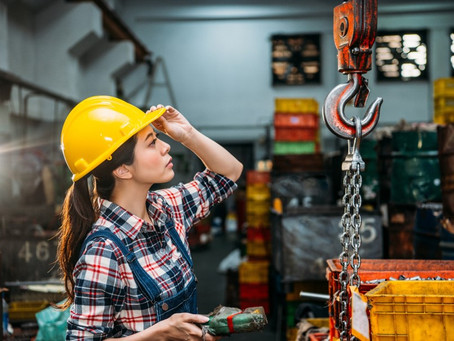 What should employers do to protect staff from excessive noise?