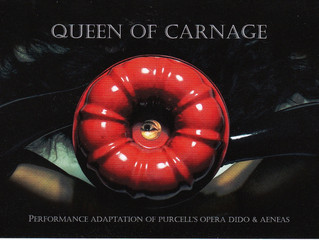 Queen Of Carnage Blog Introduction