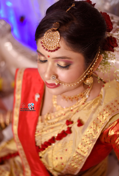 wedding photographer in Guwahati