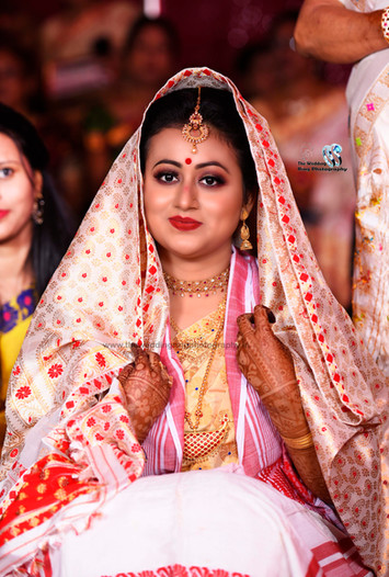 Assamese bridal photoshoot