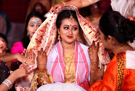 assamese traditional wedding