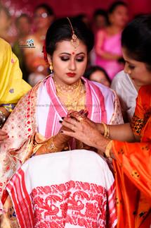 wedding photographer in Guwahati Phul kumar shivam
