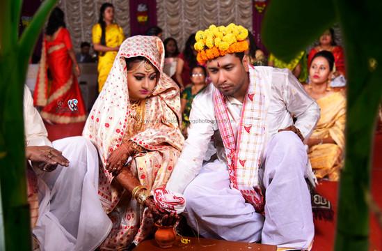 wedding photography in guwhati