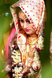 Candid wedding photography in Guwahati