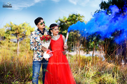 Pre wedding shoot in assam