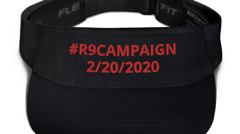 Visor - KenYUCK #R9CAMPAIGN 2/20/2020