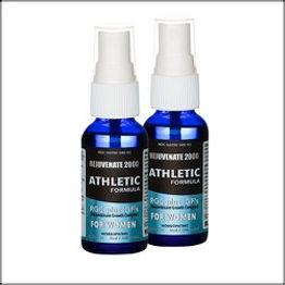 HGH athltic formula for women 2 bottles save $20