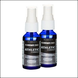 HGH athletic formula 2 bottles save $20