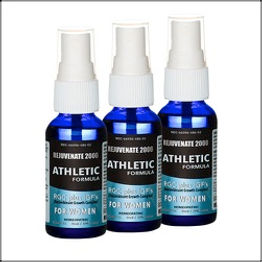 HGH athltic formula for women 3 bottles save $60