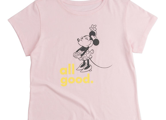 Camiseta All good mujer