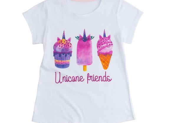 Camiseta friends niña