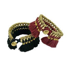 Fringe Friendship Bracelet