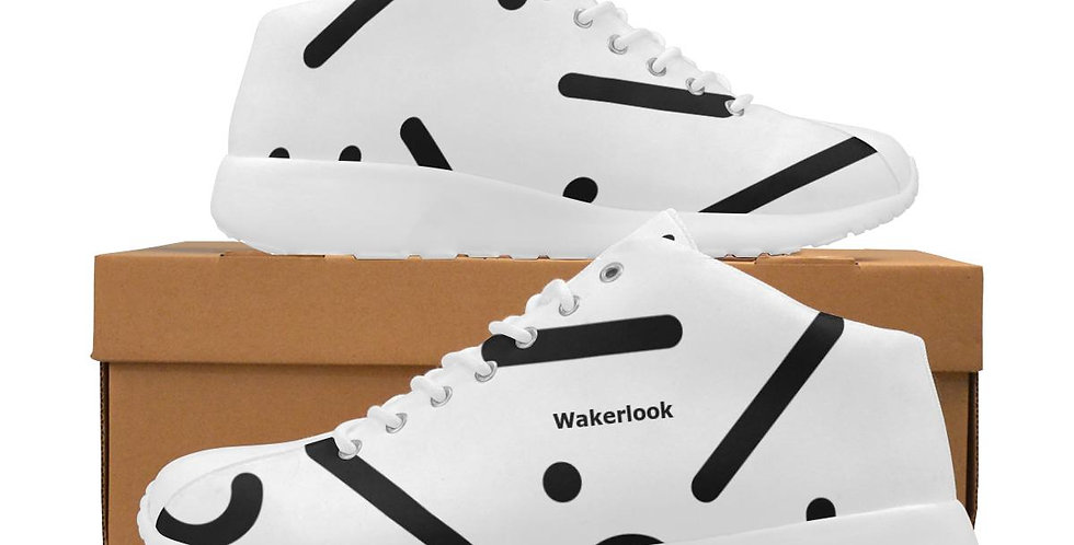 Classic White Wakerlook Shoes