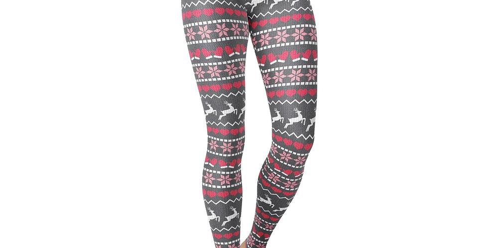 Jean Grey Holiday Sweater leggings