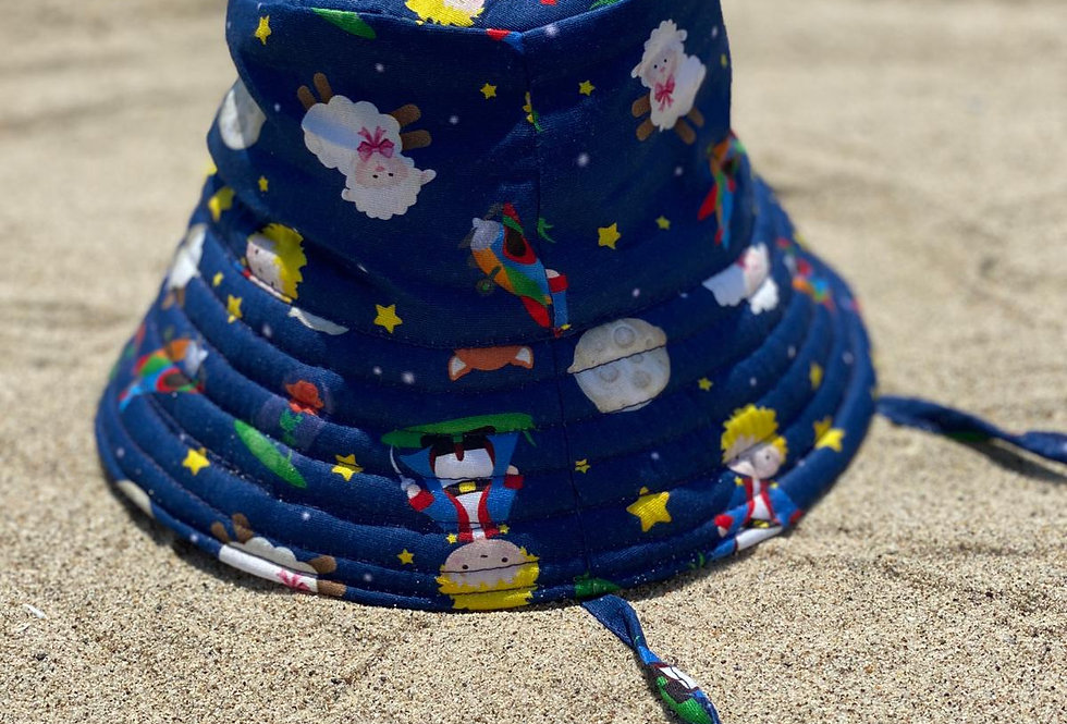 LITTLE PRINCE BUCKET HAT