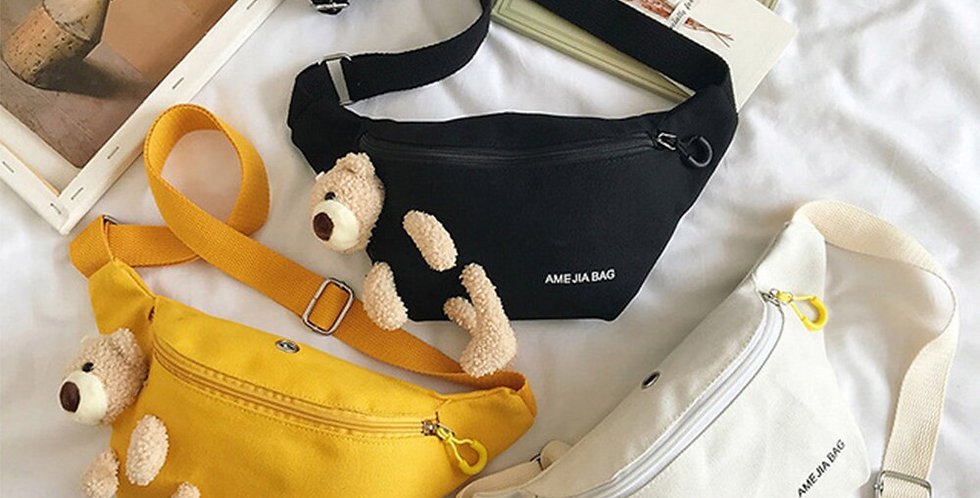 Teddy Cross Body Bag