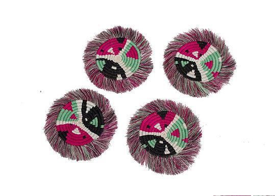 Viola Coasters