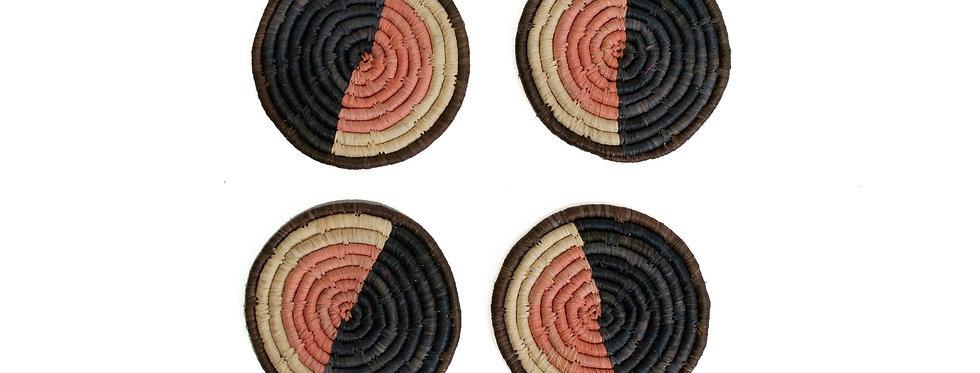 Soleil Coasters
