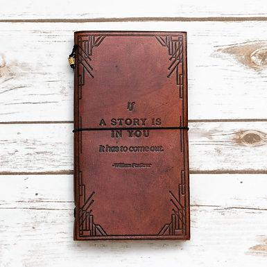 If a Story Traveler's Notebook