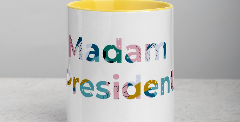 Madam President Mug