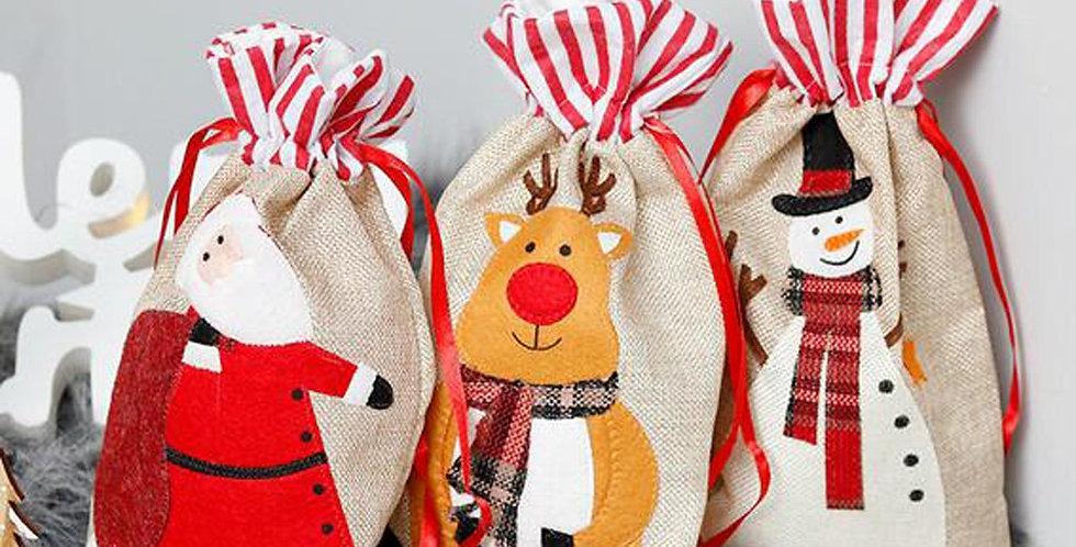 Holiday Character Gift Bag