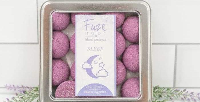 Sleep Shower Smoothies