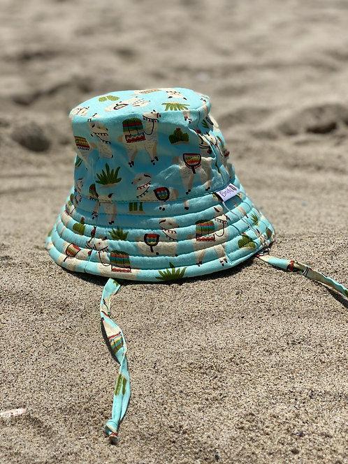 LLAMA BUCKET HAT