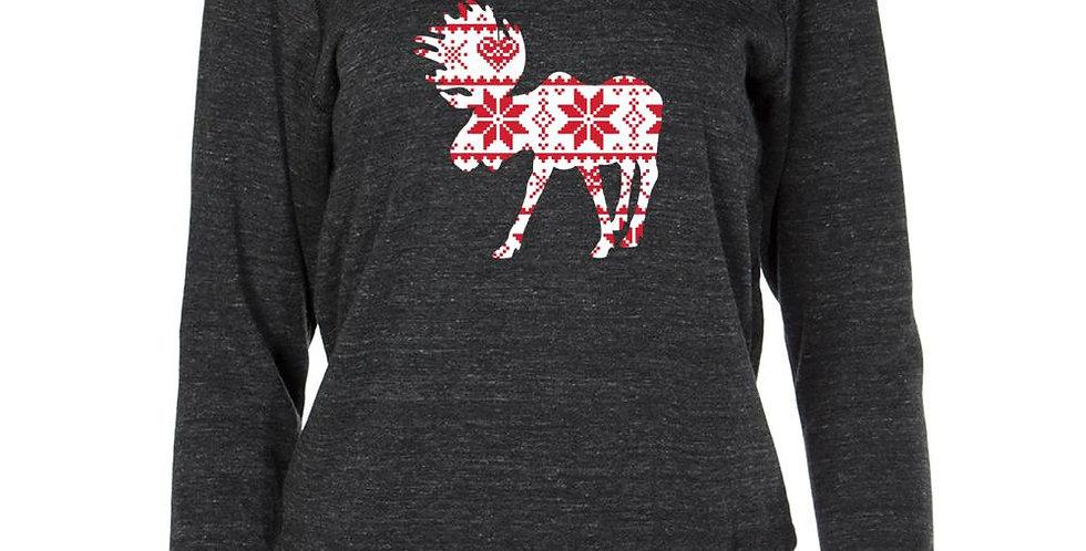 Buck Christmas Sweatshirt