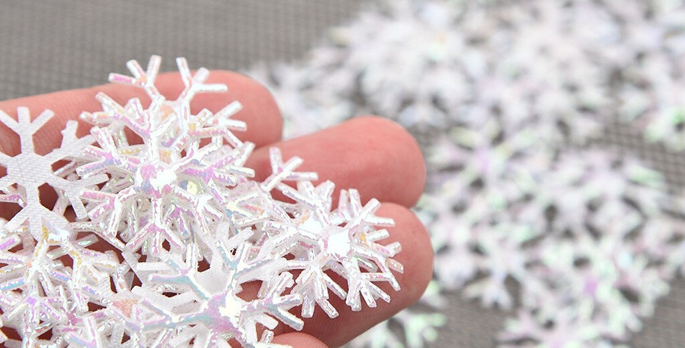 Cloth Christmas Snowflake