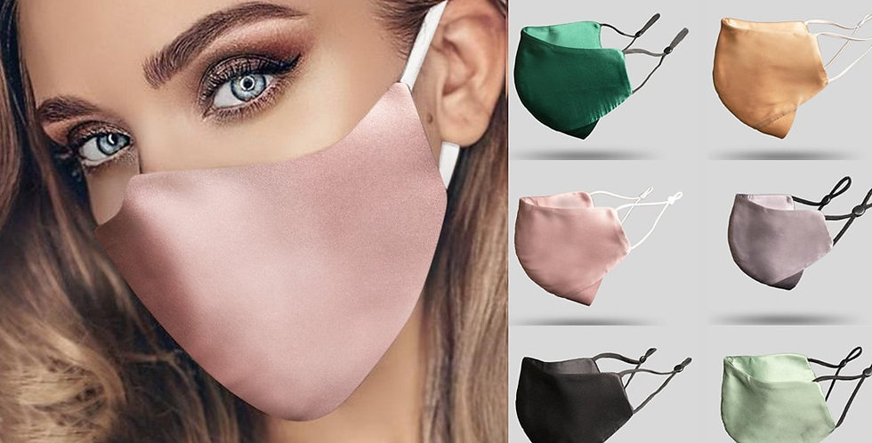 Silky Face Mask