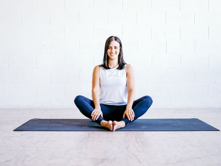 Understanding 'trauma-informed' yoga with Stephanie Beauverd