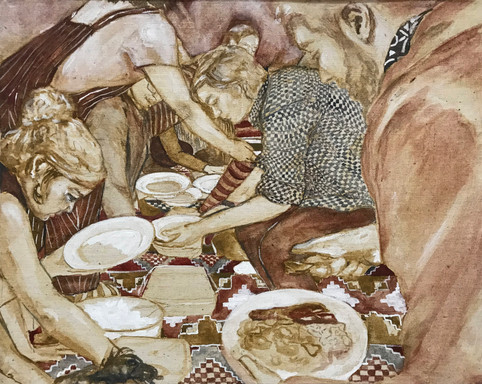 Table Manners (The Appartment Book)