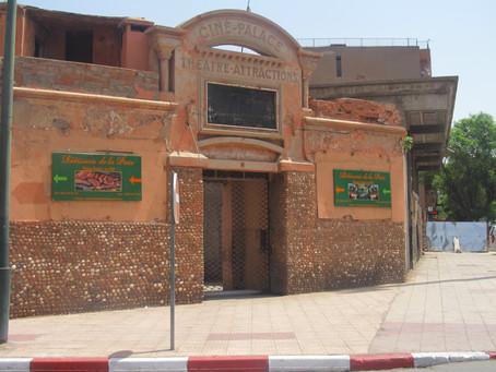Carnegie Scholarship : Marrakech