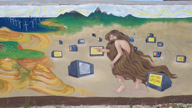 Mastrick Mural