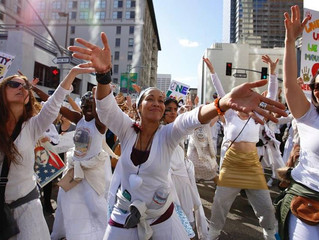 Dancing for Peace