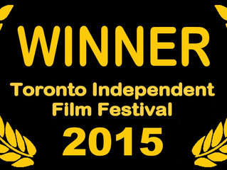 Red Earth Wins At Toronto Independent Film Festival!